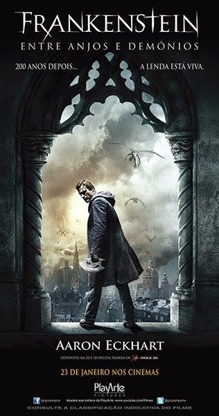 Download Frankenstein: Entre Anjos e Demônios BDRip Dublado