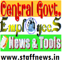 Central Government Employee News and Tools