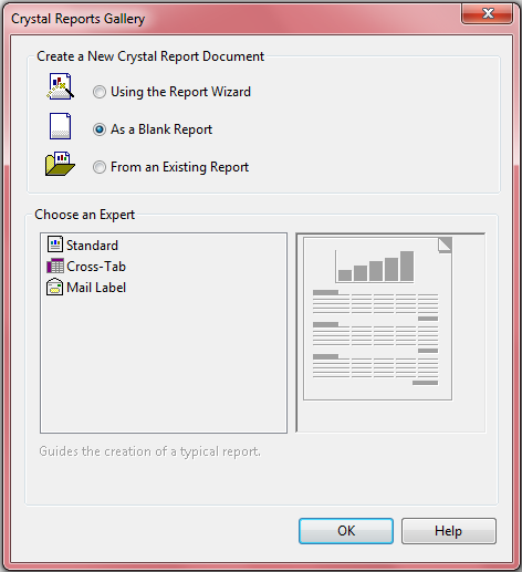 Crystal reports example/sample in asp net - ASP NET,C# NET,VB NET