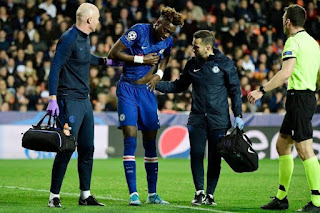 Frank Lampard has revealed that he hopes to have Tammy Abraham back from injury