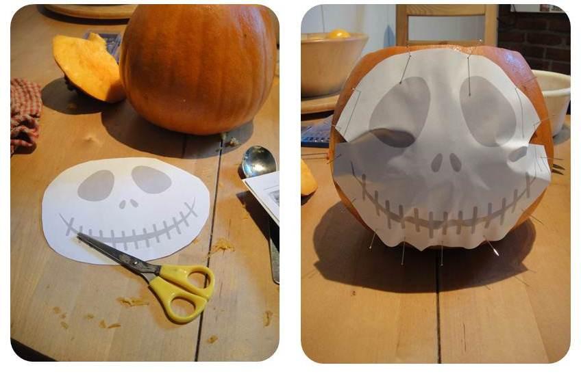 Sjabloon Pompoen Halloween.Evi Schrijft Handleiding Hoe Maak Ik Een Halloweenpompoen
