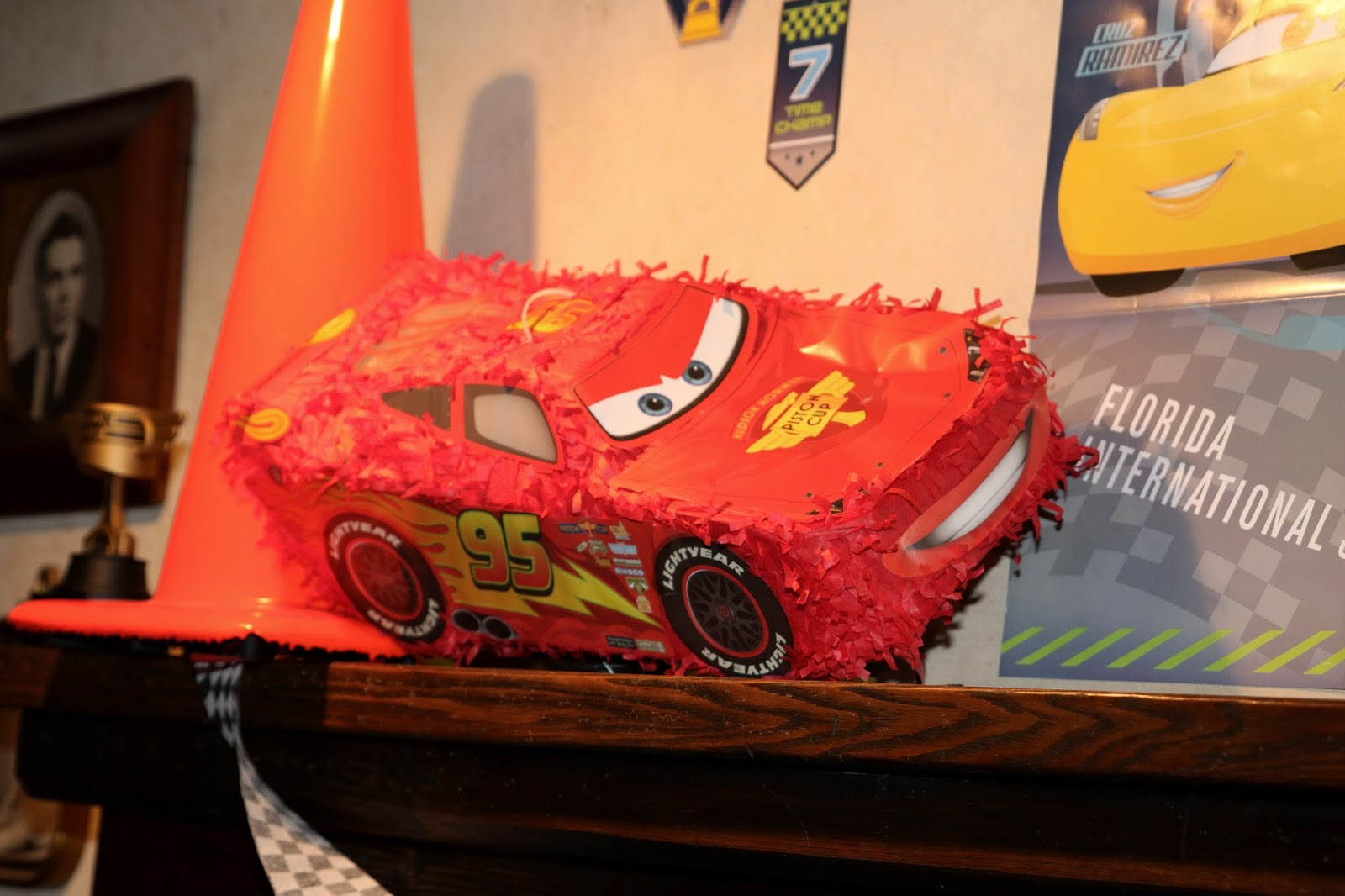 disney pixar cars 3 birthday party ideas