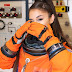 Ariana Grande recently visited NASA