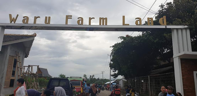 lokasi-waru-farm-land-tempat-wisata-viral-di-bogor-ciampea