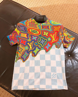 LV T-Shirts Shirts and Sweaters