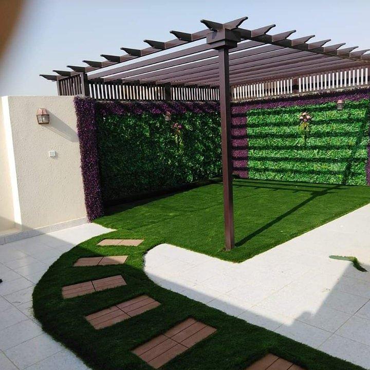 شركة تنسيق حدائق جدة وتصميم حوش المنزل بجدة