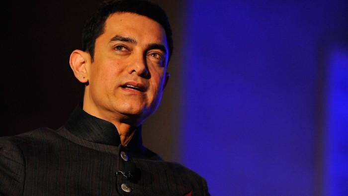 Pesan Aamir Khan untuk Korban Virus Corona: Hatiku Terluka