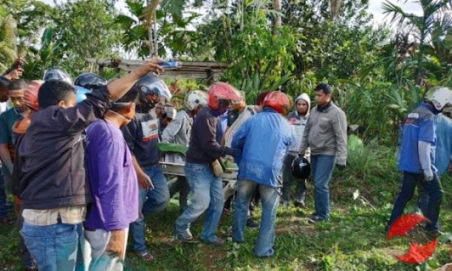 Kelompok Separatis Papua Tembak Kepala Tukang Ojek