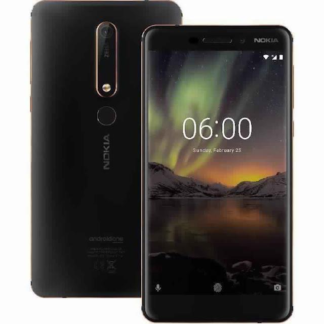 سعر جوال نوكيا Nokia 6.1 فى عروض جوالات مكتبة جرير