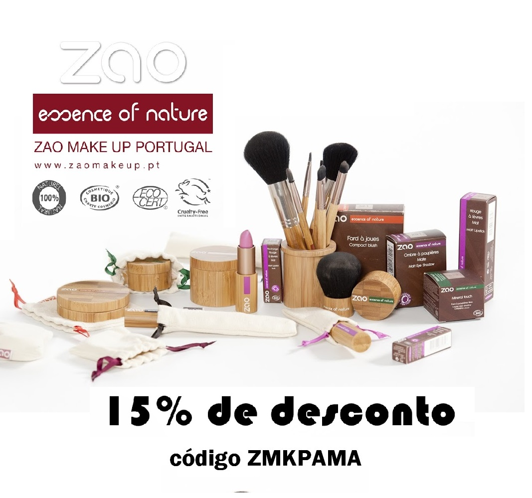 Zao MakeUp Portugal