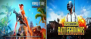 Pubg vs free fire, free royal pas, free bc, free diamond,