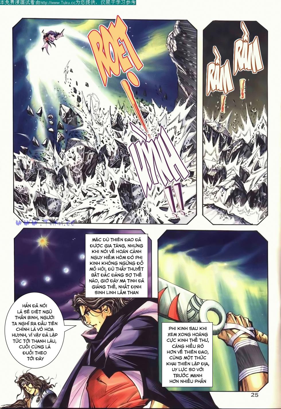 Bá Đao Chap 173 - Truyen.Chap.VN