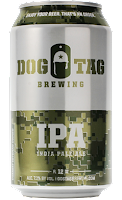 Cerveja Indian Pale Ale Dog Tag Brewing