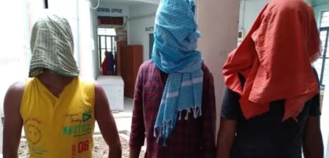 Bihar News: पुलिस को मिली बड़ी सफलता, कुख्यात इंदल महतो को उसके दो गुर्गों के साथ किया गिफ्तार