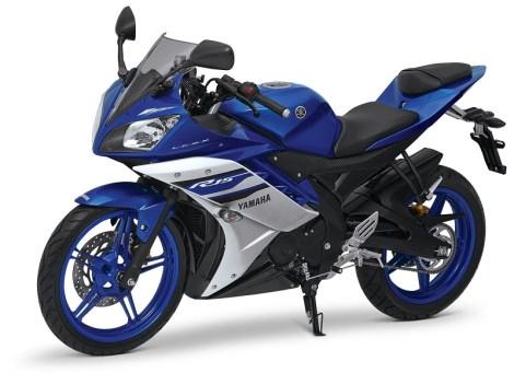 Warna Baru Yamaha R15 Tahun 2016