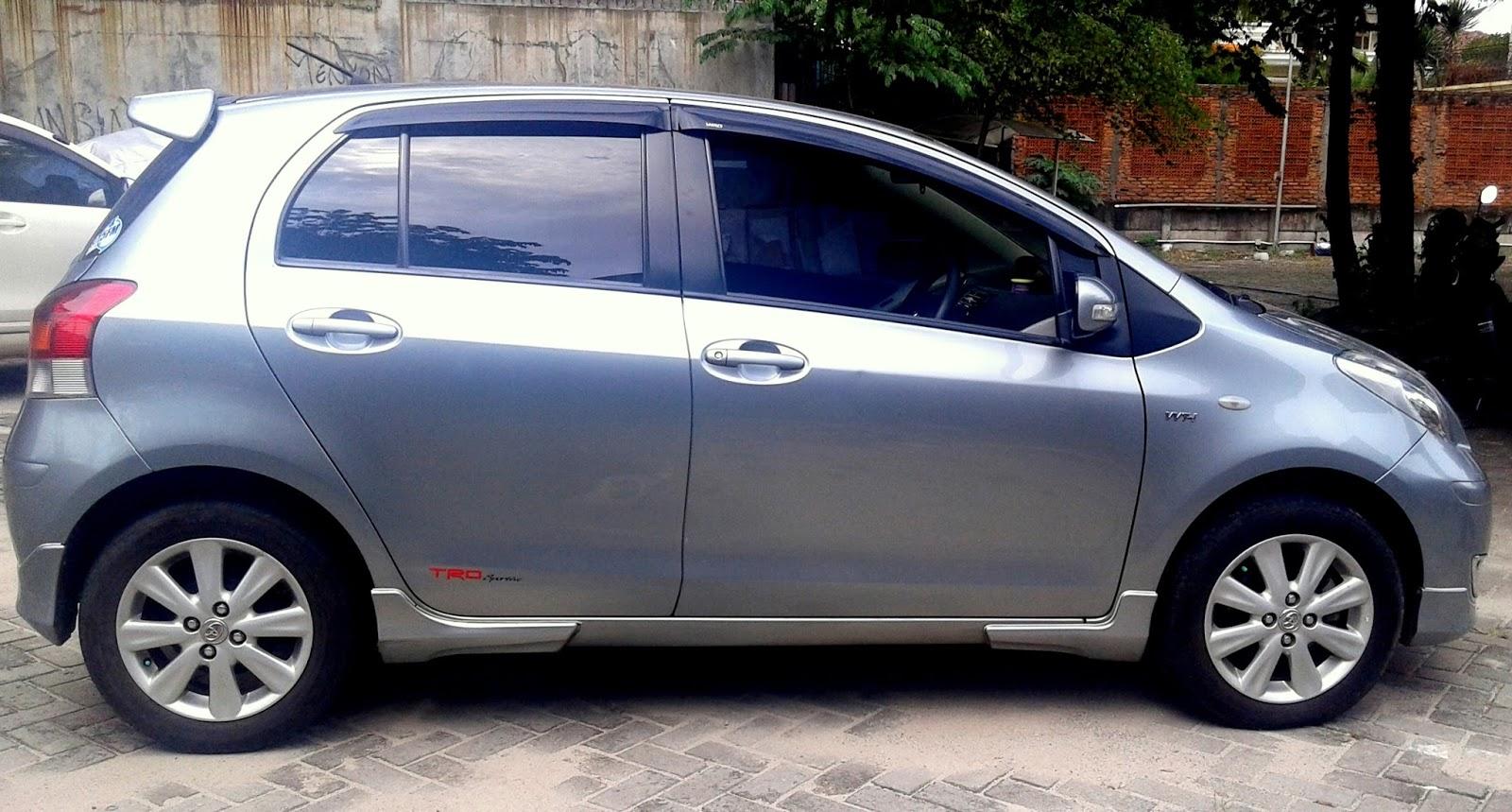 toyota yaris trd matic brand new camry 2018 price gadai24 dijual cepat e 2010 silver