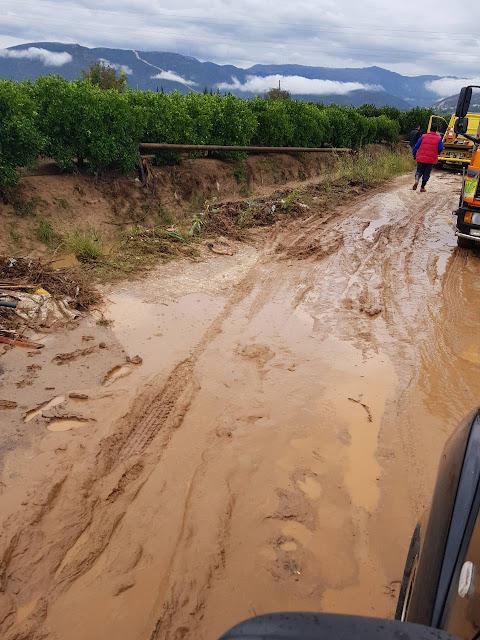 Κι άλλες μαρτυρίες Προέδρων: Η Αντιπεριφέρεια δεν καθάρισε τους ποταμούς και τα ρέματα