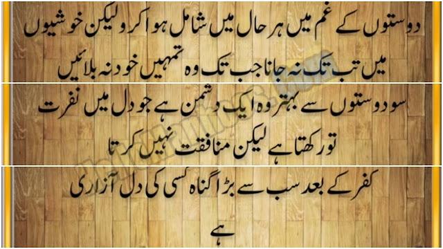 Hazrat Ali New Quotes in Urdu 2021 | Best Urdu Quotes of Hazrat Ali Sayings