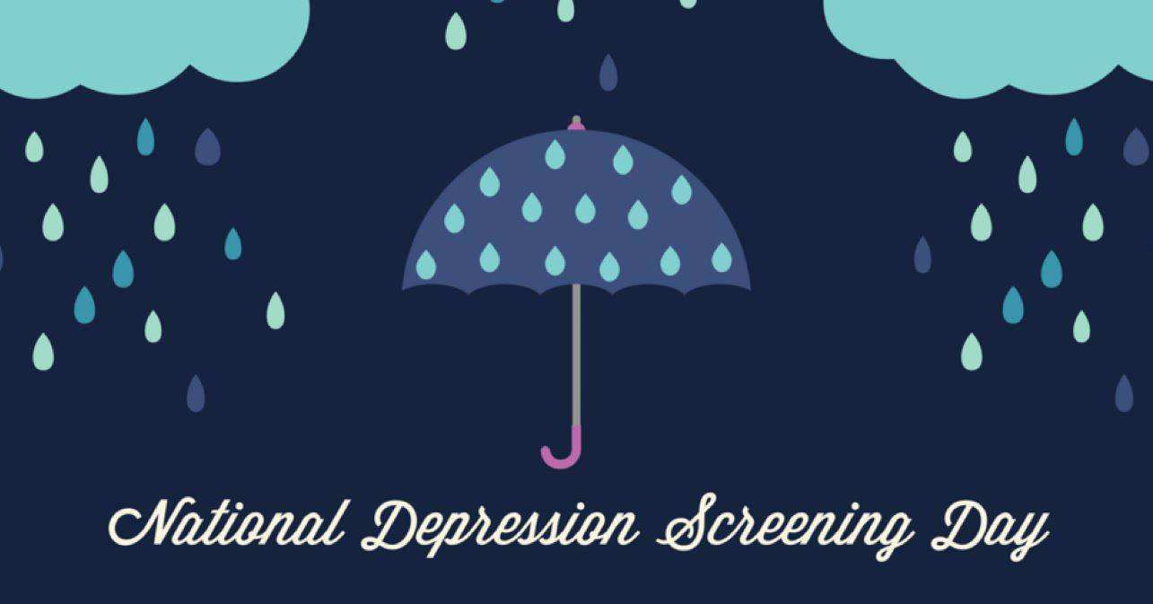 National Depression Screening Day Wishes pics free download