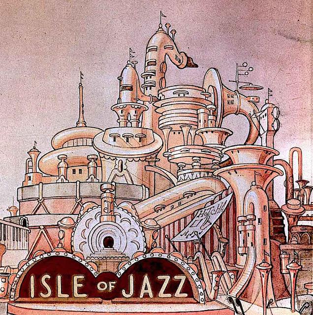 Disney Island Of Jazz