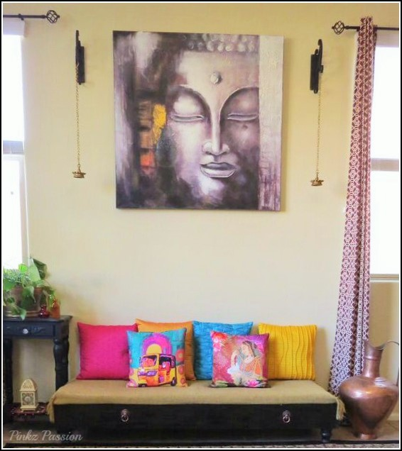 Diy Home Decor Indian Style Tutorial: Pinkz Passion : Home Is Where Heart Is... (Home Tour Of