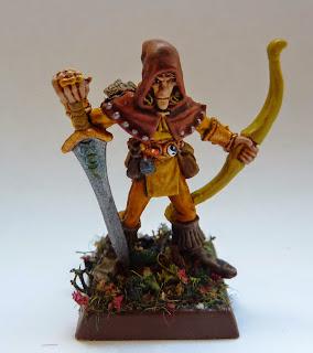 Warhammer Fantasy Battle - Wood Elves