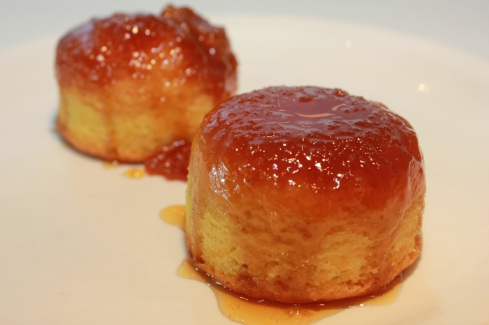 Ginger and Marmalade Pudding