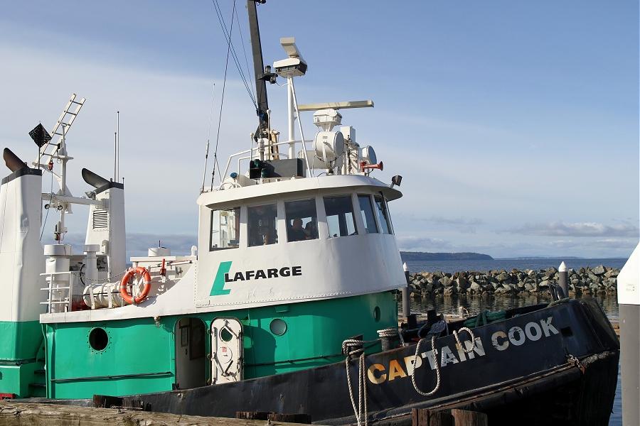 Tugboats, Tugboats, Tugboats: Captain Cook