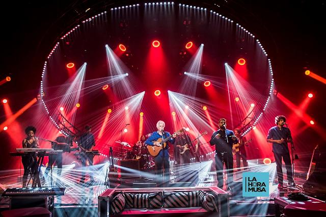 TELEVISIÓN | Regresa ´La hora musa´ a La2, con más música en directo.
