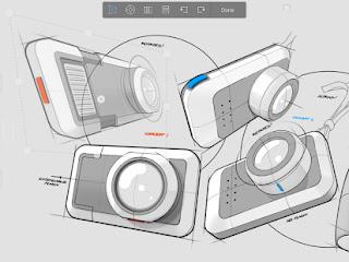 autodesk sketchbook pro ipad