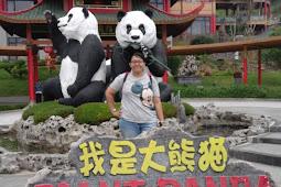Yuk Kunjungi Duo Panda Di Istana Panda Taman Safari Cisarua Bogor