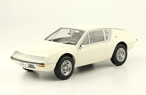 Alpine A 310 1972 coches inolvidables salvat