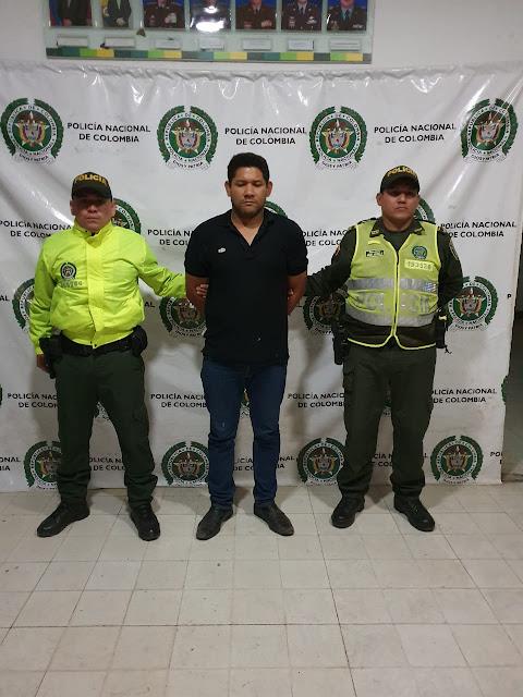 Venezolano mató a su mujer por celos y la Policía lo puso tras las rejas