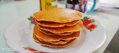 sarapan pagi kegemaran anak-anak, Pancake Sedap, Mudah Dan Gebu, resipi pancake mudah, sedap dan gebu, resepi pancake mudah dan sedap, pancake, penkek, resipi pancake mudah guna tepung naik sendiri, resipi pancake tanpa susu, resipi pancake mix guna senduk, cara buat pancake mudah dan sedap,lempeng mudah dan sedap, cara mudah masak lempeng, cara mudah buat pancake