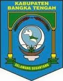 lambang daerah kabupaten bangka tengah, makna dan artinya. Keterangan dari Lambang Kabupaten Bangka Tengah sebagai berikut :