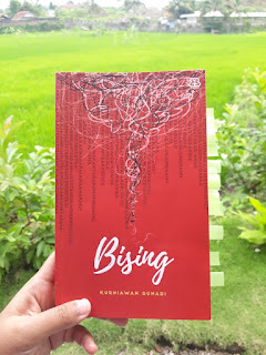 Buku Bising karya Kurniawann Gunadi