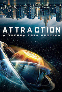 Attraction: A Guerra Está Próxima - BDRip Legendado