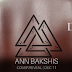 Cover Reveal - Born in Darkness by Ann Bakshis