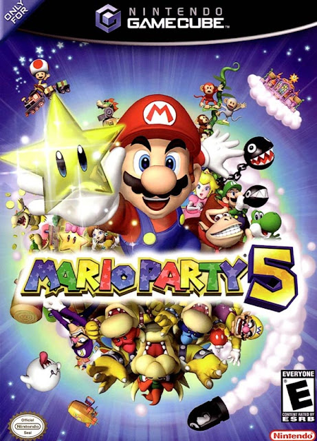 Mario Party 5 ISO GC