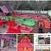 Viral kuburan dicat warna warni, ini hukumnya dalam Islam
