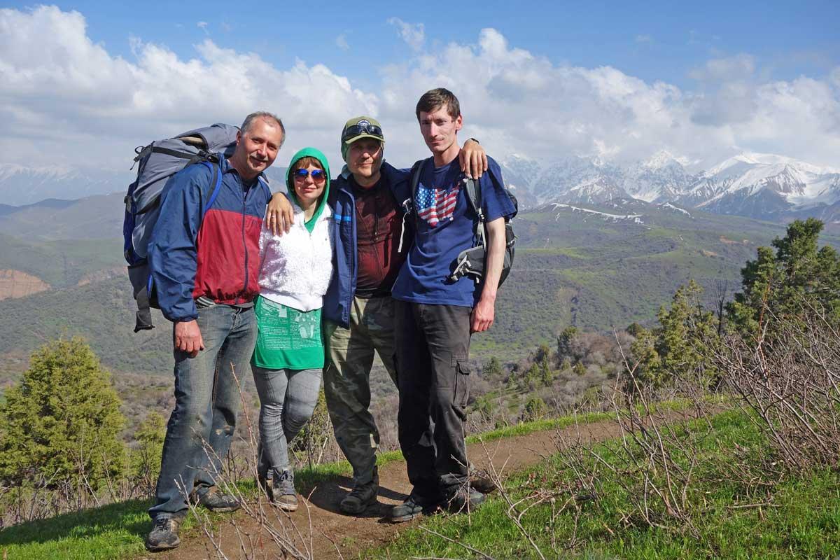 Акшуран Белые скалы | 2014 апрель