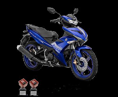 Spesifikasi, Fitur, dan Warna Yamaha MX King 150