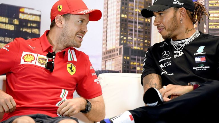 Sebastian Vettel revela novo nome da Ferrari enquanto Charles Leclerc confia na equipe e na FIA sobre disputa de motores