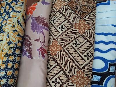 Motif batik siger Lampung, Batik Solo