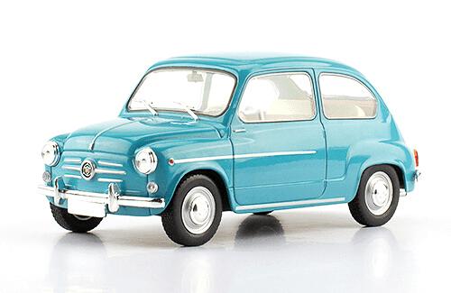 coleção carros inesquecíveis 1:24, coleção carros inesquecíveis 1:24 salvat, fiat 600 d 1961, fiat 600 d 1:24