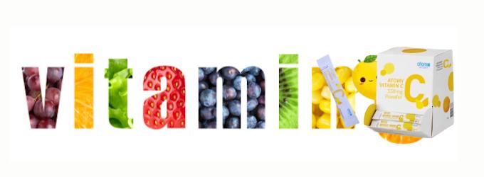 Atomy Color Food Vitamin C Faydaları