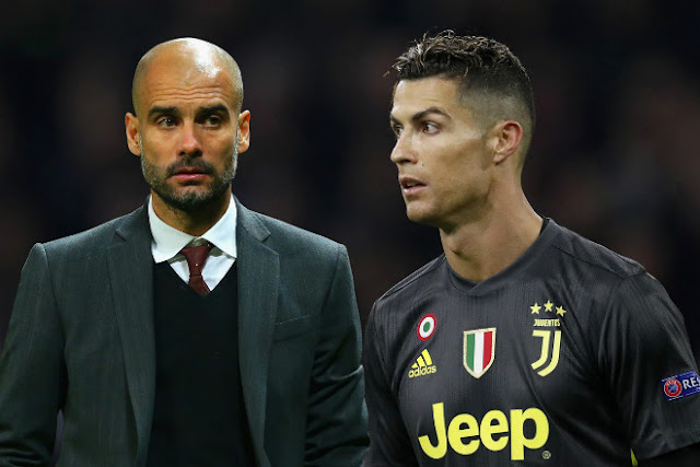 Dấu hỏi tương lai Pep - Man City: MU tan mộng, đích đến Juventus - PSG? 2