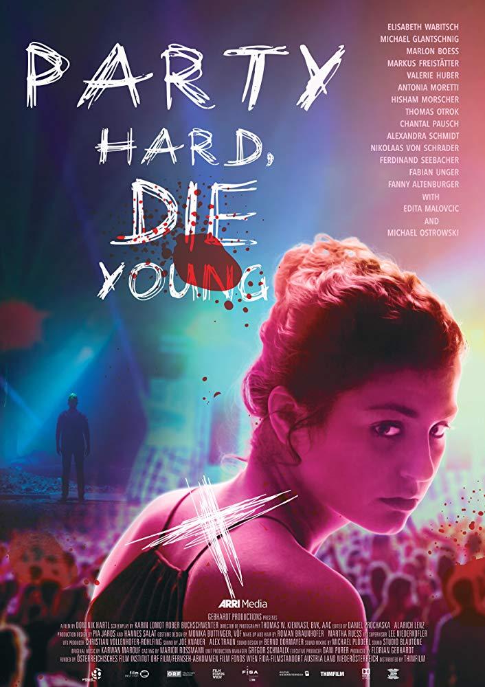 Marcados por la Muerte 2018 HD 1080p Español Latino poster box cover