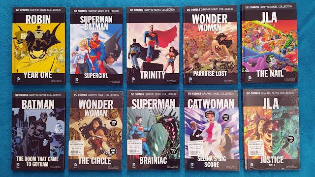 Eaglemoss DC Comic Collection Vol 20 - 29