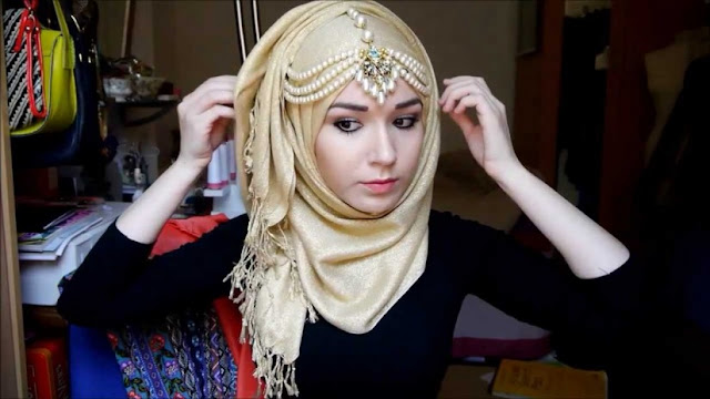 Fashion Tren Warna Hijaber 2017